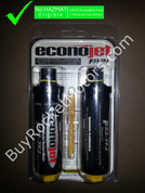 Aerotech F23 Fast Jack Econojet 29 mm - Single Use - 2 Pack