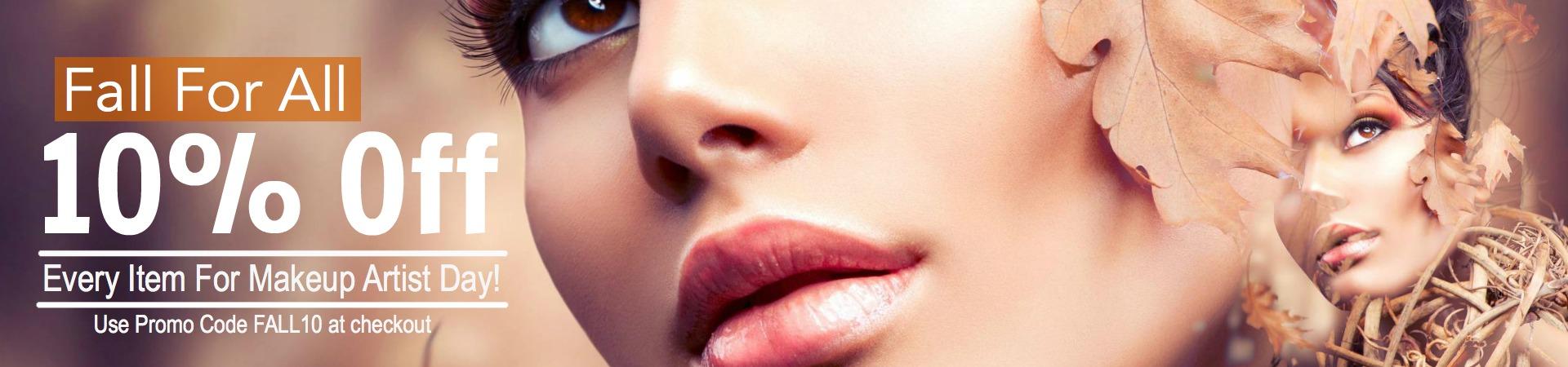 Makeup Artist Supplies SAVE NOW