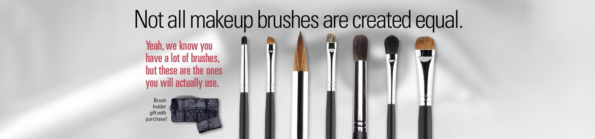 Pro Eye Makeup Brushes