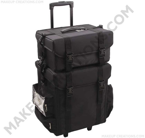Hairstylist Rolling Cases | Hair Stylist Carrying Bags