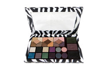 Large Z palette Zebra Makeup Palette