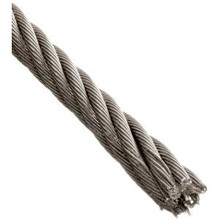 7x7 SS Braided Cable - 1