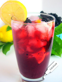 Blackberry Lemonade VaVaVape Max VG Drip Line E-Juice