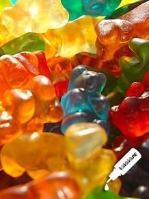 Gummy Candy VaVaVape Max VG Drip Line E-Juice