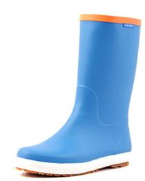 Luckers Women's Foldable Wellies Rain Boots