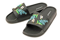 Luckers Women's Seaport Pearls Slide Sandals