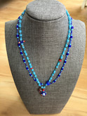 Whimsy Blues Necklace