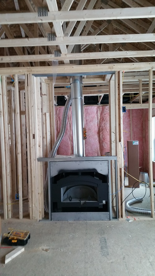 How To Install a NZ3000 Wood Fireplace