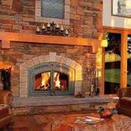 NAPOLEON Model NZ6000 Zero Clearance Wood Burning Fireplace NIB!