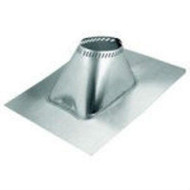"""6T-TAF6 Selkirk Metal Best Ultra Temp Adjustable Flashing 2/12 to 6/12 Pitch in 6"""""""