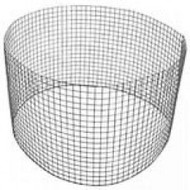 "5DT-SA 9482 DuraTech Spark Arrestor In 6"" Diameter"