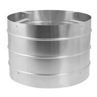46DVA-VWG DuraVent DirectVent Pro Rain Cap, Vertical Wind Guard
