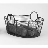 71265 Woodfield Steel Wire Fire Wood Basket