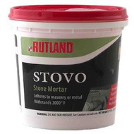 RUTLAND 615 Stovo Stove Mortar 32 fl oz Color Buff