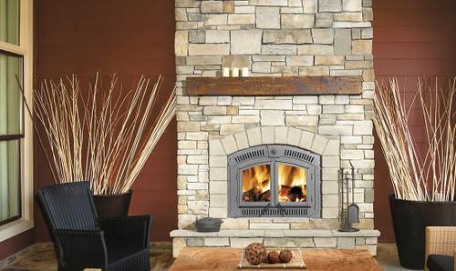 Napoleon NZ3000 wood burning fireplace