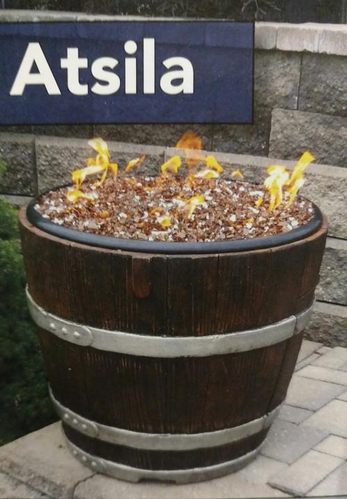 Hudson River Stove Works Fire Pit