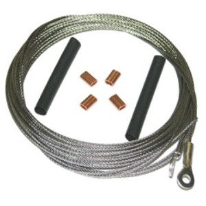 Stainless Cable kit.