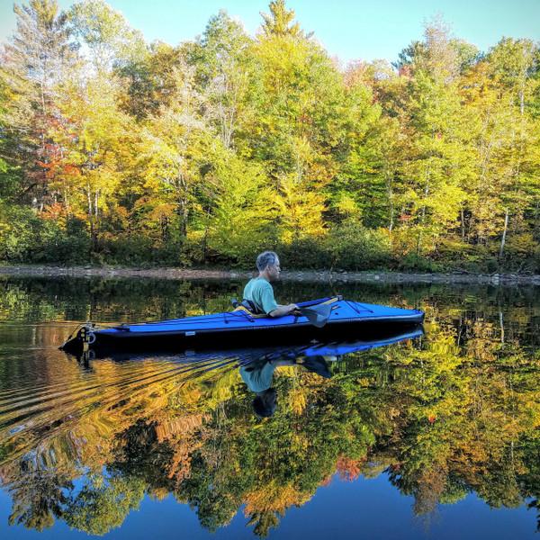 "12' 9"" Long Haul ""Ute"" Folding Kayak"