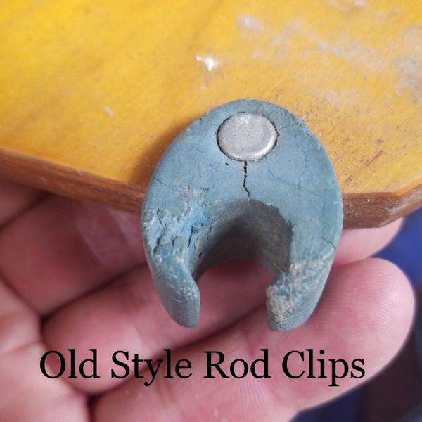 Klepper  Rod Clips
