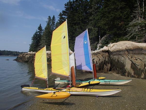 1.2 Meter BSD Sail Kit