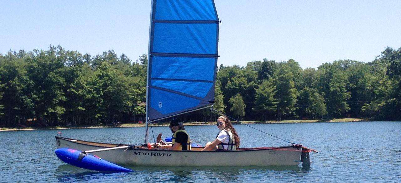 36 Hp Sail Kit