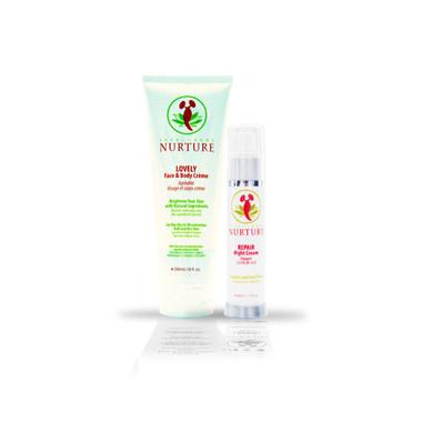 Skin Lightener and Brightener Combo