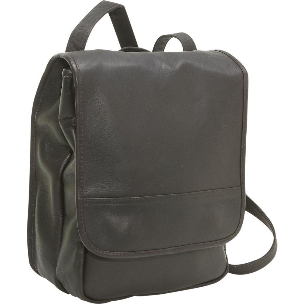 Le Donne Leather Convertible Backpack Shoulder Bag 37