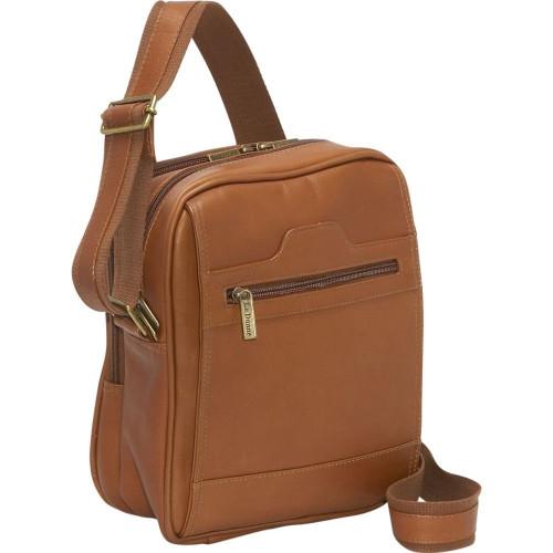 Mens Day Bag - LeDonne Leather Co.