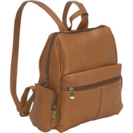 Zip Around 4 Pocket Women's Backpack