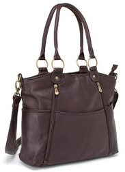 Nevington Convertible Satchel Handbag