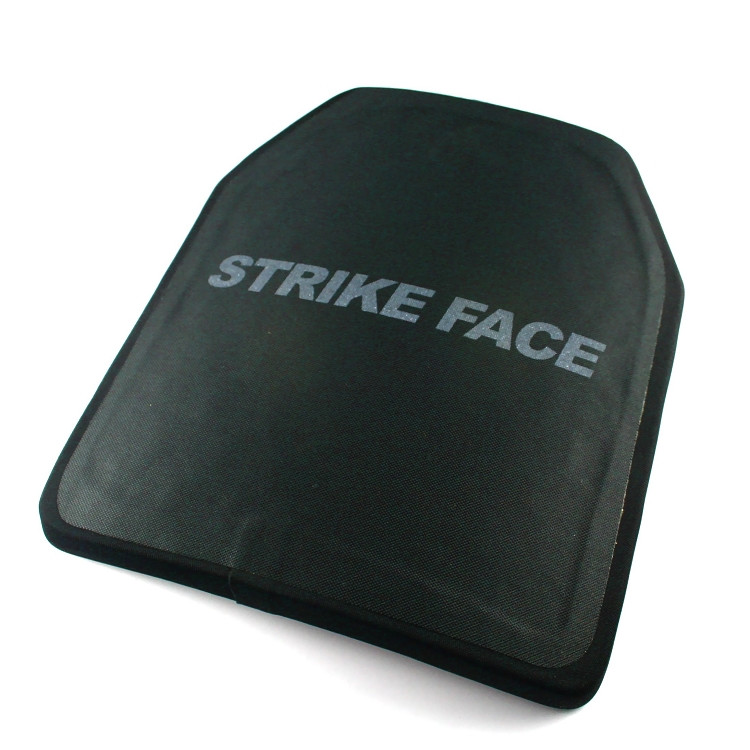 Ceramic Hard Armor Plate Level IV Stand-Alone Single Curve  sc 1 st  The Pepper Gun & Bullet Proof Level IV Plate