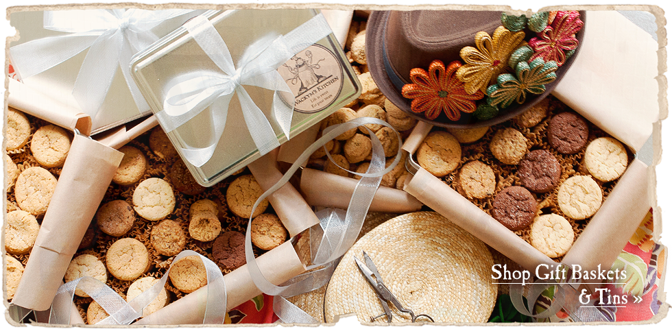 Shop Gift Baskets & Tins