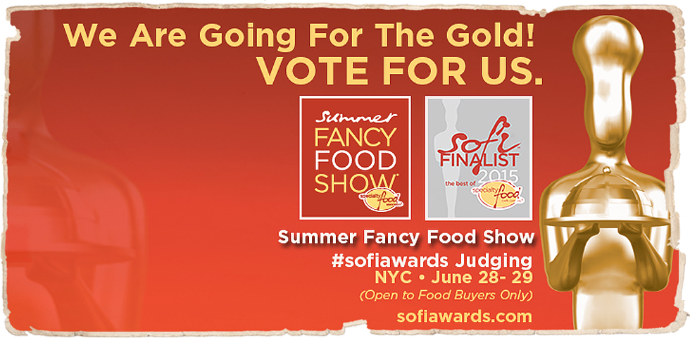 Sofi Awards Finalist