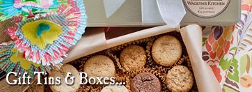 Gift Tins & Boxes...