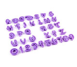 Disney magical alphabet and number cutter