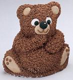 Wilton 3-D Mini Stand-Up Bear Pan Set