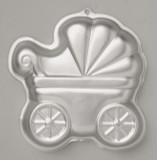 Wilton Baby Buggy Pan