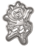Wilton Ballerina Bear Pan