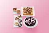 Martha Stewart Vintage Girl Cake and Cupcake Stencil