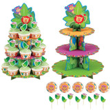 Wilton Jungle Pals Cupcake Stand Kit