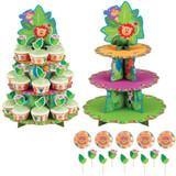 Wilton Jungle Pals Cupcake Stand Kit