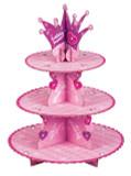 Wilton Princess Cupcake Stand Kit