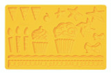 Wilton Fondant & Gum Paste Mould Kids Party