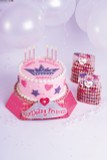Wilton Princess Cake Stand Kit