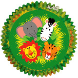 Wilton Standard Jungle Pals Baking Cups