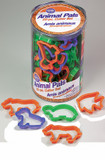 Wilton 50 Piece Animal Pals Cookie Cutter Set