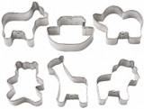 Wilton Noah's Ark Mini Metal Cutter Set