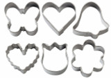 Wilton Romantic Mini Metal Set