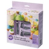 Wilton 23 PC Cake & Cupcake Decorating Set