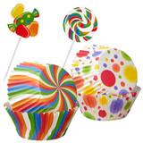 Wilton Cupcake Candy Combo Set